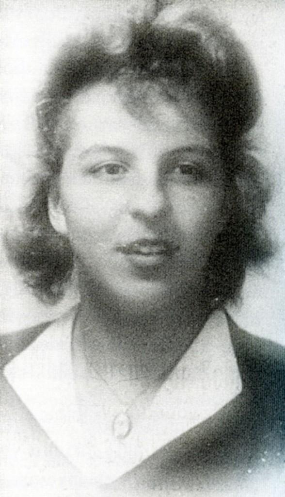 Anna Branicka (1939).