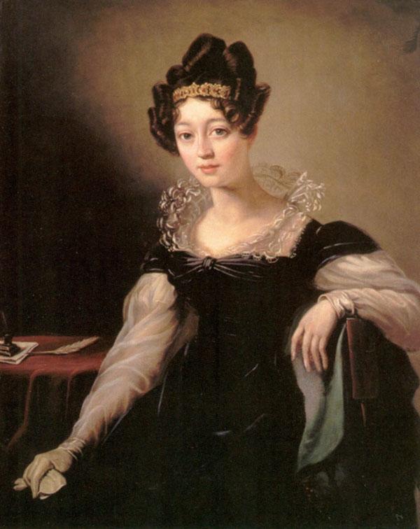 Zofia z Czartoryskich Zamoyska.