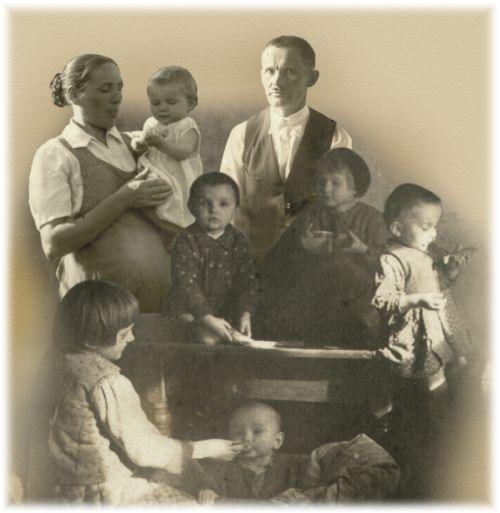 Rodzina Ulmów z Markowej - wszyscy zamordowani za ratowanie Żydów