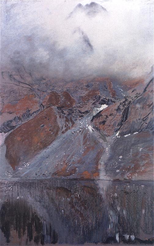 Leon Wyczólkowski - Minich w Tatrach