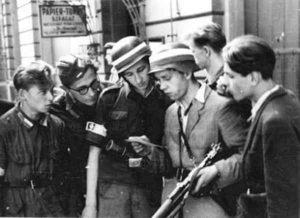 Warszawa - sierpień 1944