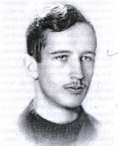 Adam Jakacki w okresie studiów