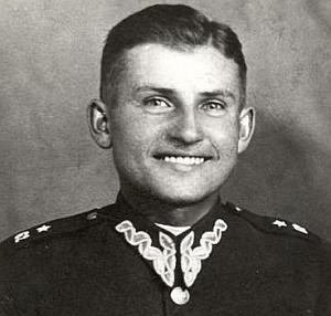 Porucznik Łukasz Ciepliński