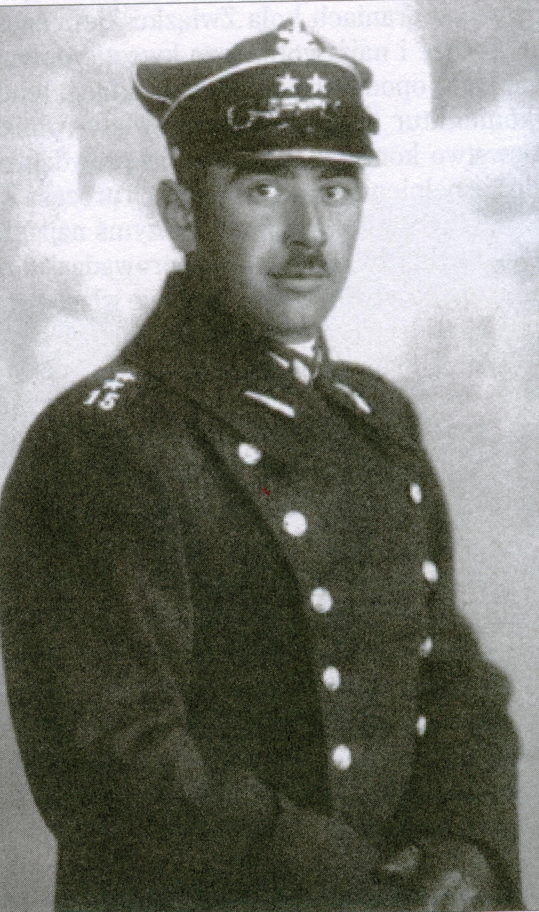 Porucznik Ksawery Karśnicki