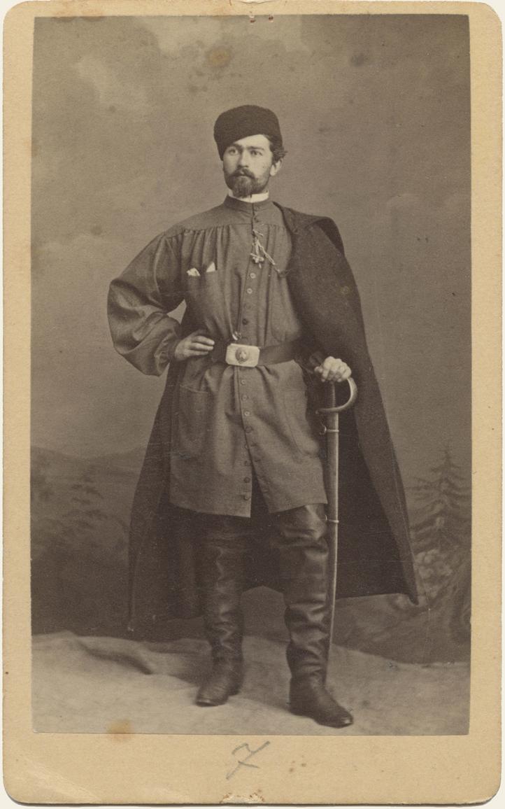 Antoni Kozakiewicz - Powstaniec styczniowy, malarz