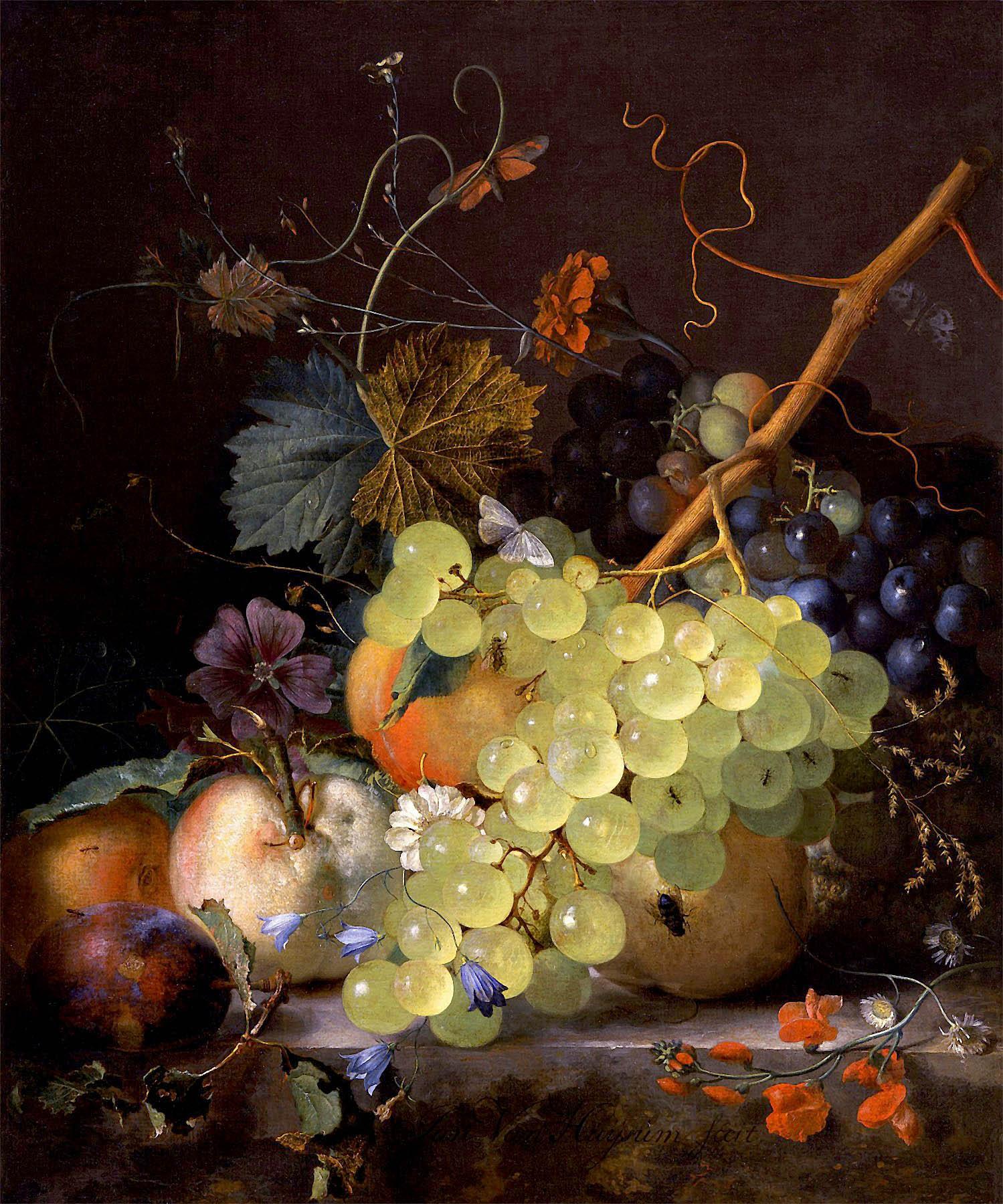 Jan van Huysum