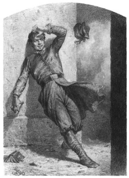 Artur Grottger - Pierwsza ofiara