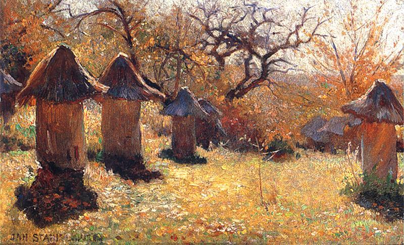 Jan Stanisławski - Ule na Ukrainie