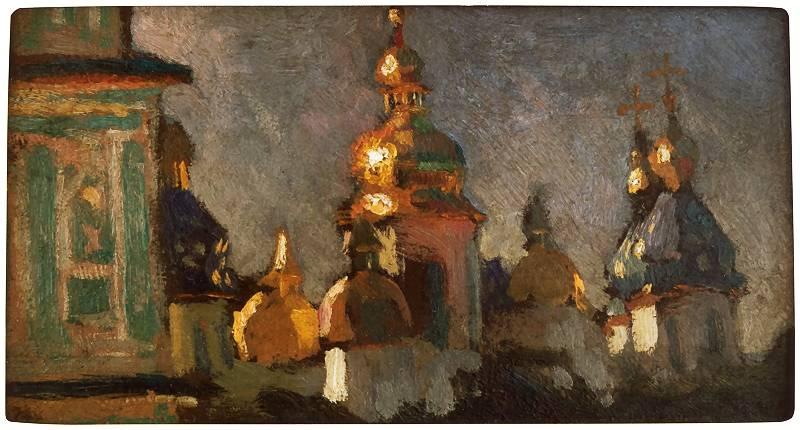 Jan Stanisławski - Cerkiew Sofijska w Kijowie