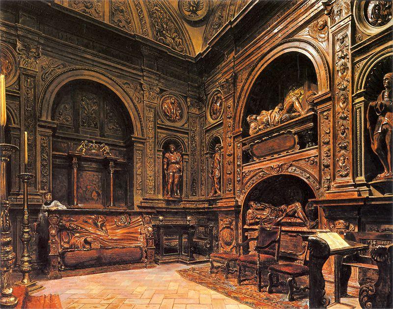 Aleksander Gryglewski - Kaplica Zygmuntowska na Wawelu