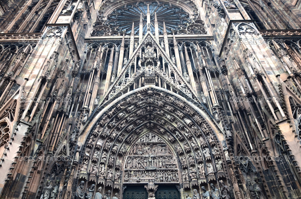 Katedra Notre-Dame w Strasburgu