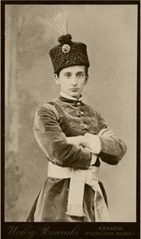 Młody Adam Sapieha