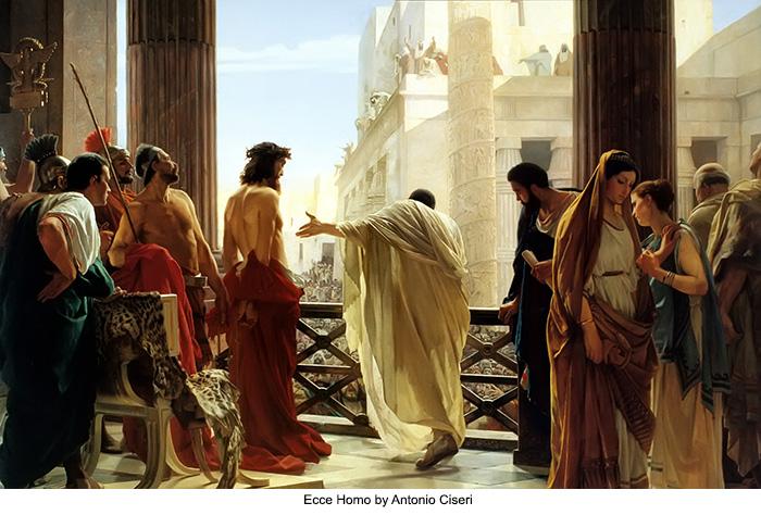 Antonio Ciseri - Ecce Homo