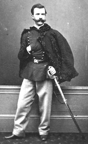 Marian Langiewicz, bohater Powstania Styczniowego