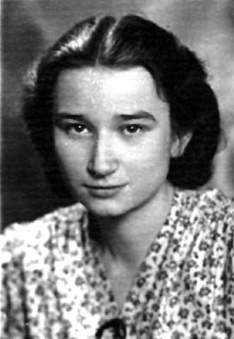 Teresa Karśnicka-Kozłowska 1946