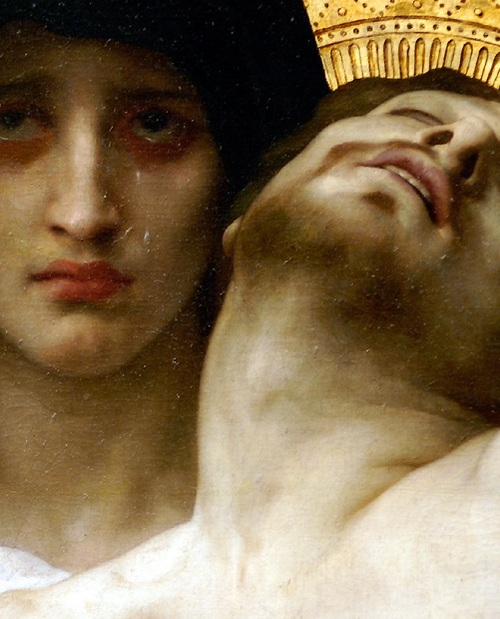 William Adophe Bouguereau - Pieta