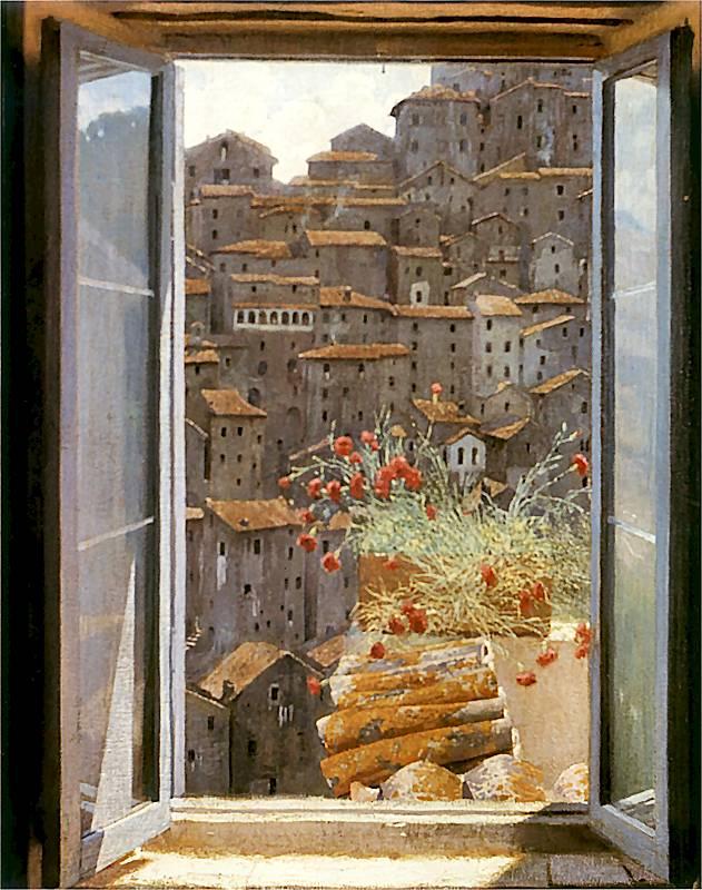 Edward Okuń - Widok z okna