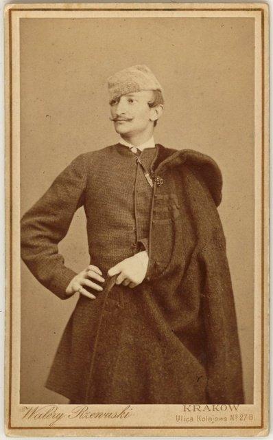 Artur Grottger, malarz - kronikarz powstania styczniowego