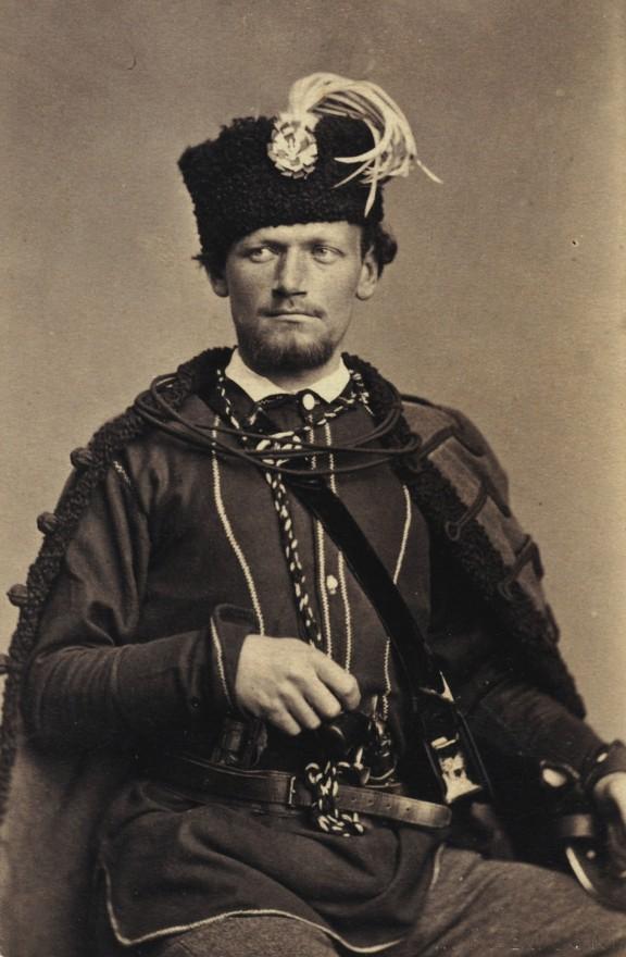 Płk. Apolinary Kurowski, powstaniec styczniowy