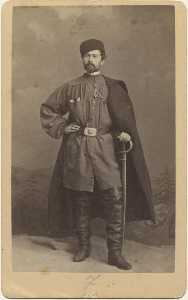 Antoni Kozakiewcz, malarz, powstaniec styczniowy