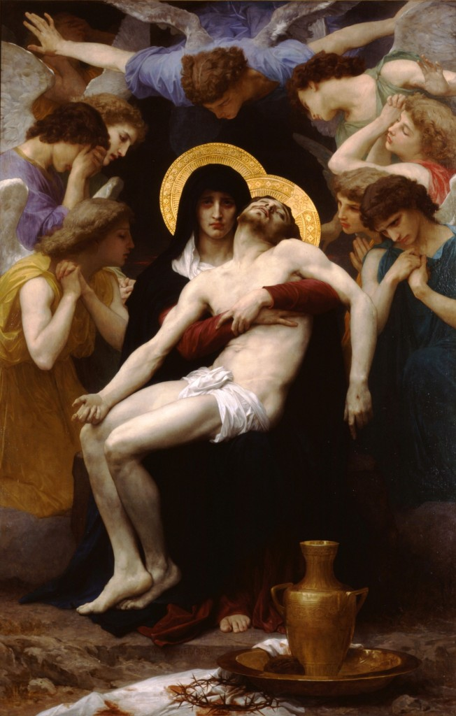 William-Adolphe Bouguereau - Pieta