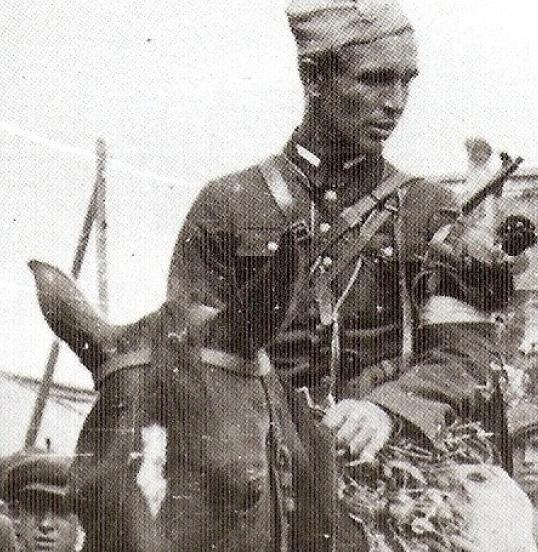 "Mjr. Marian Bernaciak, ""Orlik"" (1917-1946)"