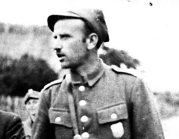 """Mjr. Zygmunt Szyndzielarz, """"Łupaszka"""" (1910-1951)"""