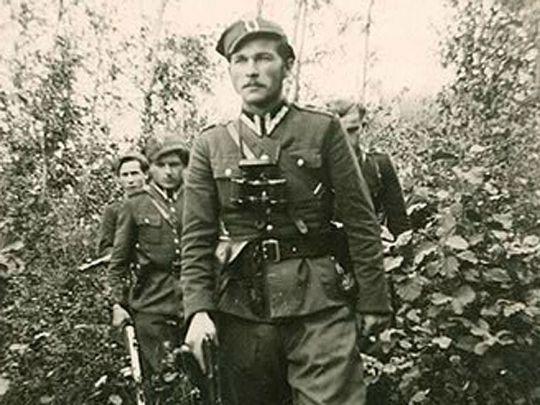 """Mieczysław Dziemieszkiewicz """"Rój"""" (1925-1951)"""