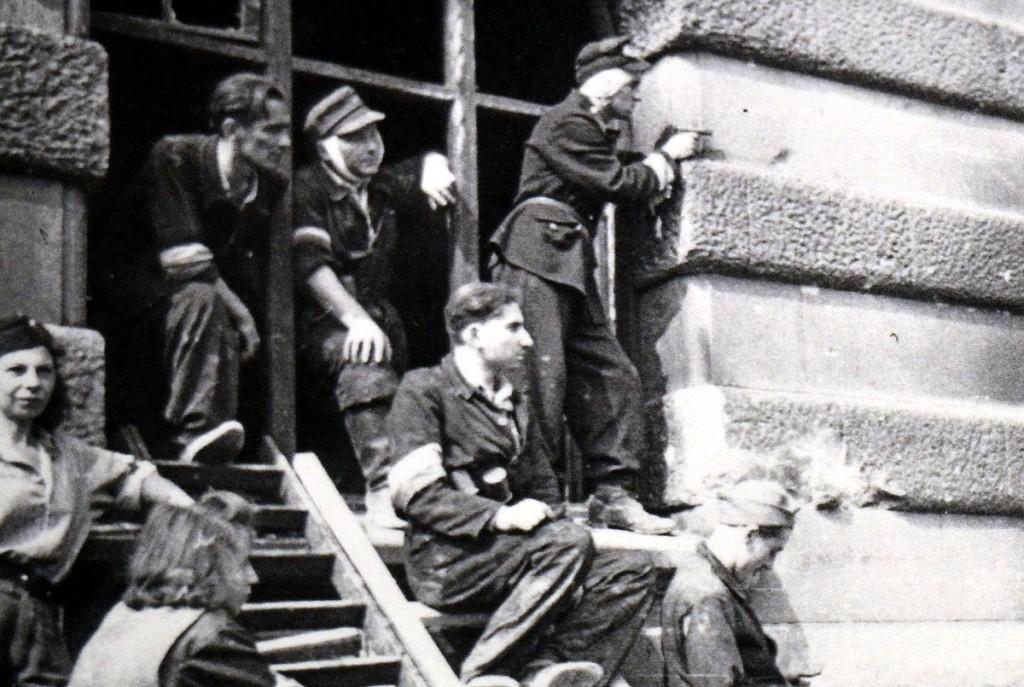 Warszawa, sierpień 1944, Walka o Pastę