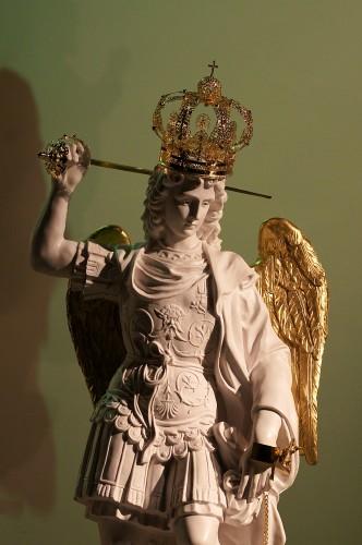 Św. Michał Archanioł - cudowna figura z Gargano
