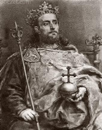 Jan Matejko - Wacław II Czeski