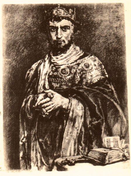 Jan Matejko - Kazimierz Odnowiciel