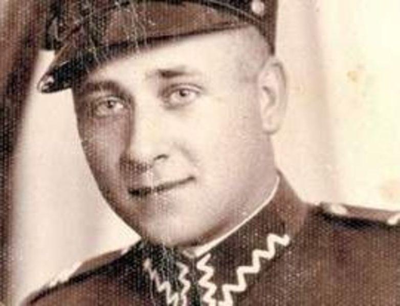 """Józef Franczak ps. """"Lalek"""", ostatni rycerz Rzeczypospolitej, sierżant WP, żołnierz AK-ZWZ; zginął od kul ZOMO 21. X. 1963 na Lubelszczyźnie. 24 lata spędził w konspiracji walcząc o honor Polski."""