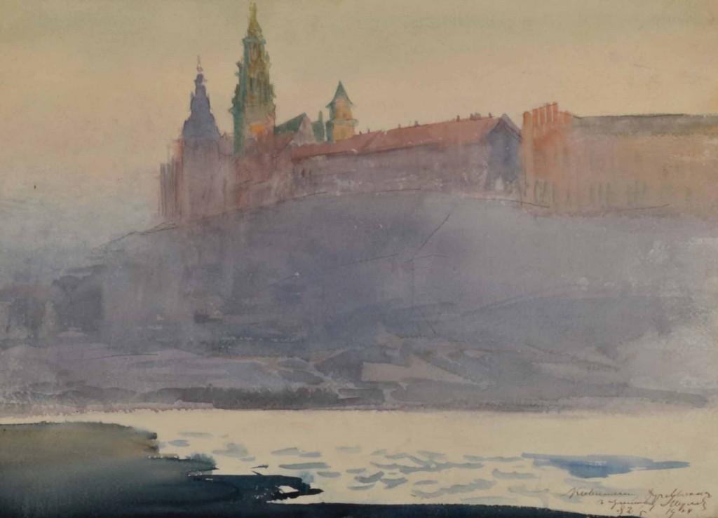 Leon Wyczółkowski - Wawel