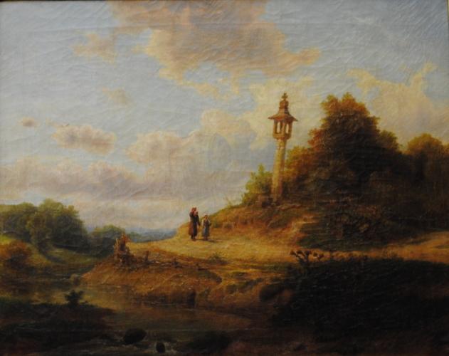 Wojciech Gerson - Droga nad strumieniem