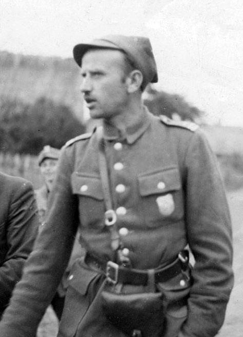 """Płk. Zygmunt Szendzielarz """"Łupaszka"""""""