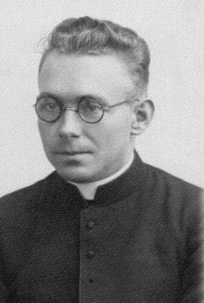"""Ks. kan. Marian Prusak, spowiednik """"Inki"""" i """"Zagończyka"""", świadek ich mordu."""