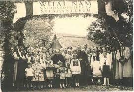 Przed wizytacją biskupa, lata 60. XX w.