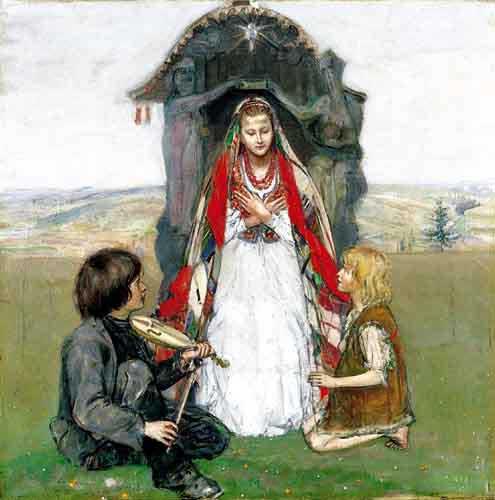 Wlastimil Hofman - Koronacja Madonny
