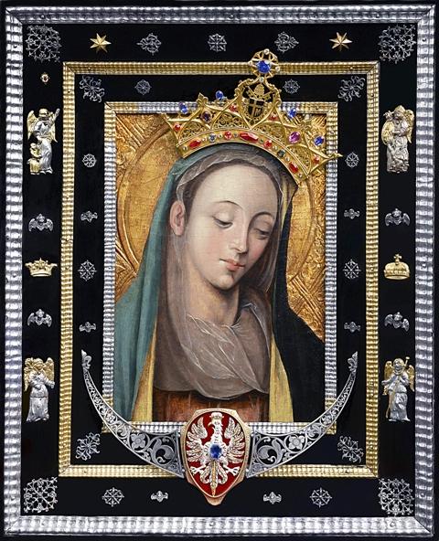 Matka Boska Królowa Polski z Rokitna