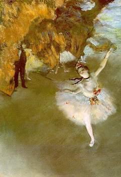 Edgar Degas - Primabalerina