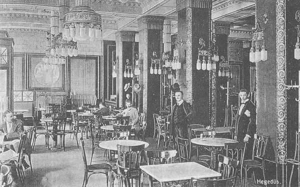 Lwowska kawiarnia