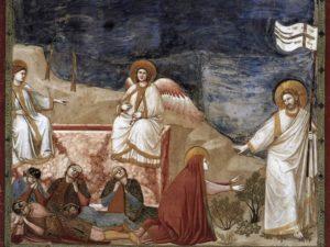 Giotto - Noli me tangere.