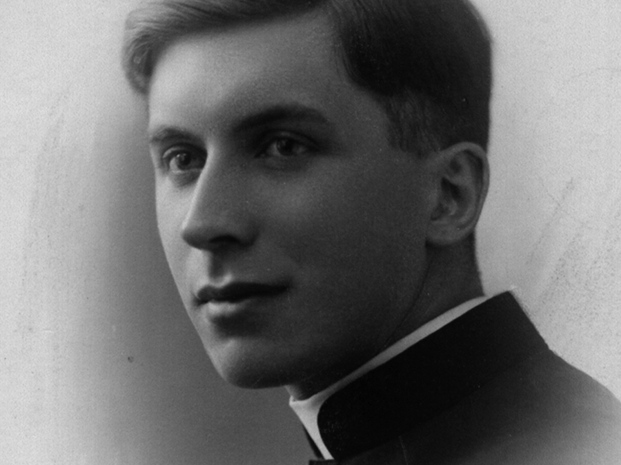 Marcel Lefbvre jako seminarzysta (lata 20. XX w.)