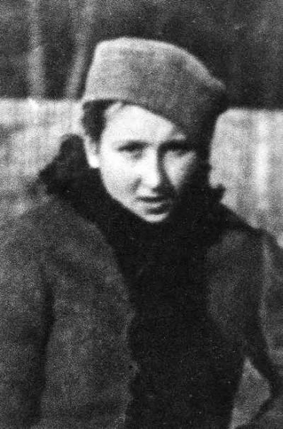 "Danuta Siedzikówna, ""Inka"", 1945 r."