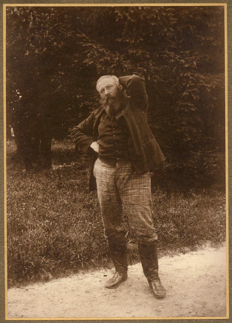 Jozef Chełmoński w Kuklówce