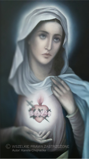 Kamila Chojnacka - Niepokalane Serce Maryi