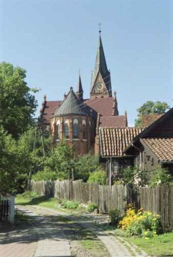 Gietrzwałd - Sanktuarium