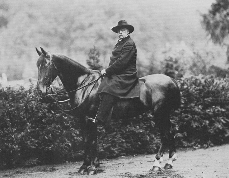 Otto von Bismarck w ostatnich latach życia