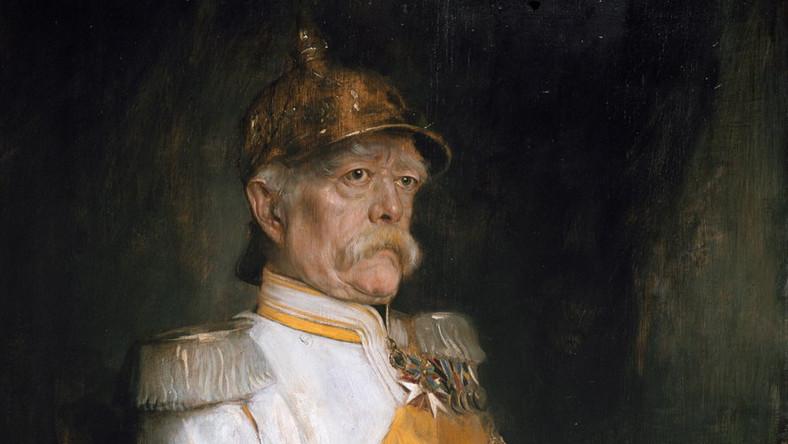 F. v. Lenbach - Otto von Bismarck